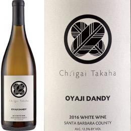 2016 【OYAJI DANDY (White Wine)】(オヤジダンディー)